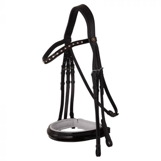 BR Bar and Snaffle Bridle Wendover