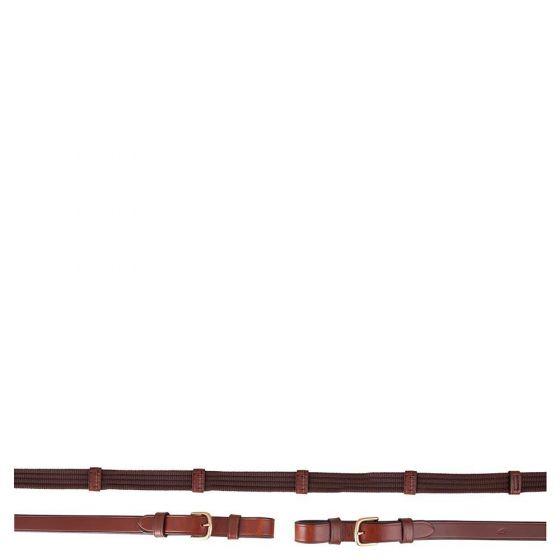 BR Wodze lniane okrągłe klamry 19mm