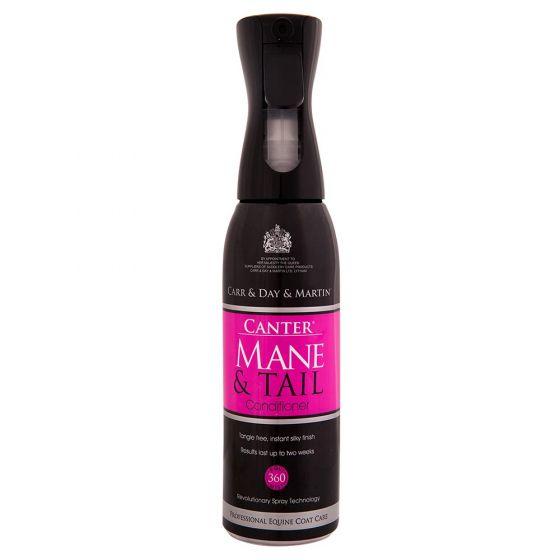 Balsam ze skóry i ogona CDM Equimist Canter spray 600 ml