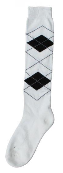 Hofman Skarpetki Kolarskie RE 35/38 White/Black