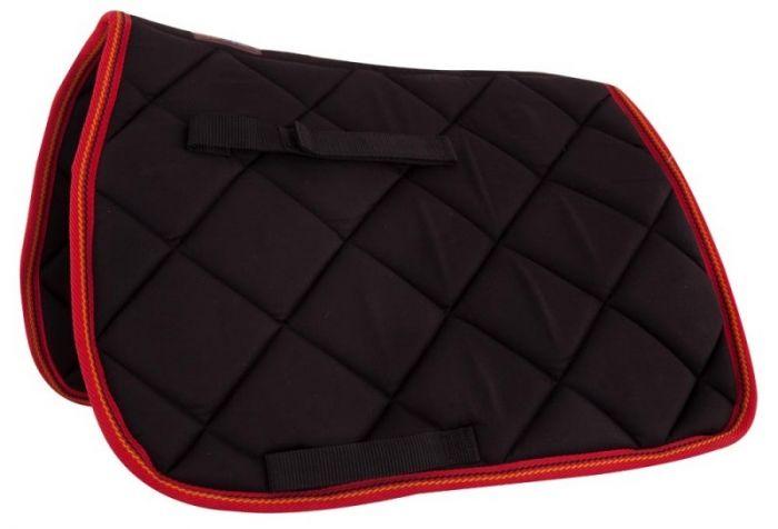 Saddle Pad Premiere XS Black