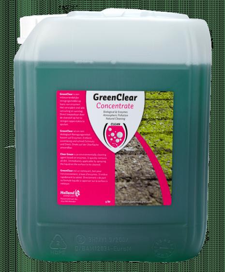 Hofman GreenClear dla zanieczyszczenia atmosferycznego