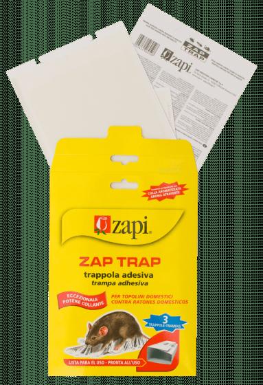 Zapi Zap Trap Glue dla myszy & amp; owady 15x21cm
