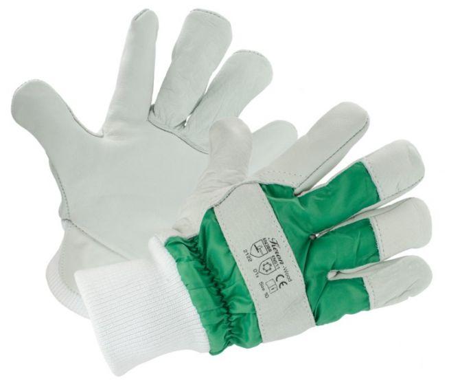 Hofman Rękawica robocza Thermo Green 10