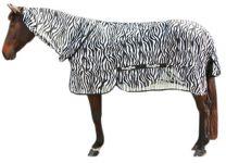 Hofman Flyer Zebra z częścią na szyję