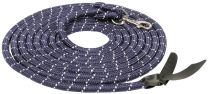 Harry's Horse Lead rope mustard 6,8m navy