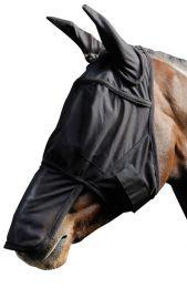 Harry's Horse Fly Mask z uszami i noskiem