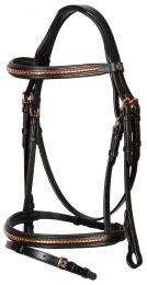 Harry's Horse Uzda Rosegold Classic