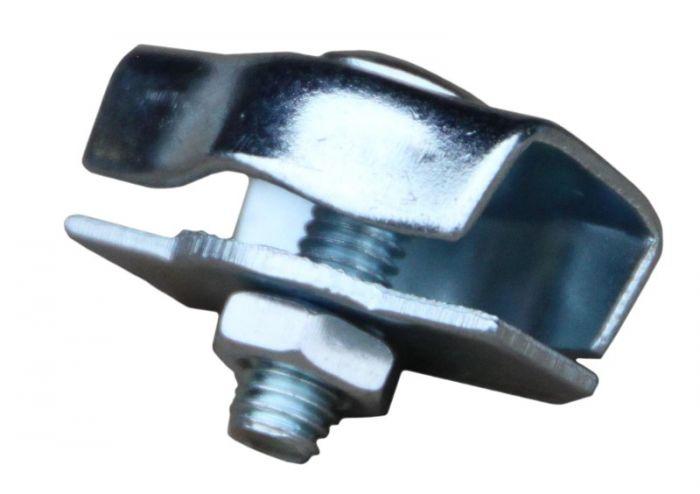Hofman Złącze przewodu chłodniczego o grubości 6 mm ocynkowane