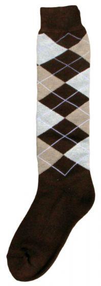 Hofman Skarpetki Kolarskie RE 39/42 Dark Brown