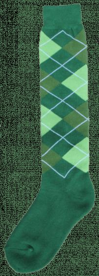 Excellent Podkolanówki RE d. Zielony / l. Zielony / zielony 43-46