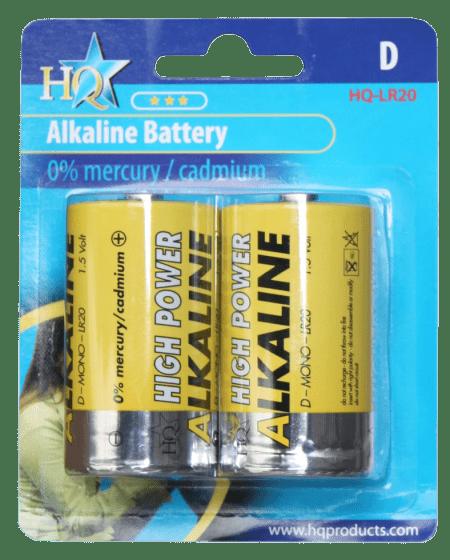 Hofman Bateria D Rozmiar Alkaliczna 1,5 V