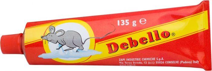 Hofman Zapi Debello Szczury Myszy rura klejąca 135 g
