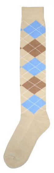 Hofman Skarpetki Kolarskie RE 43/46 Blue/Brown