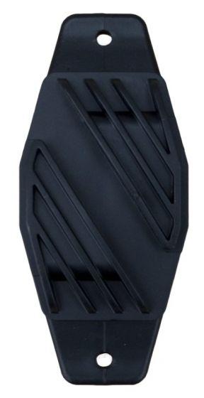 Hofman Wstążka izolatora do 40 mm w kolorze czarnym