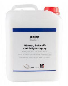 PFIFF Spray nabłyszczający grzebień, ogon i sierść Basicline