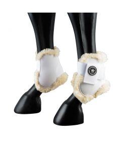 PFIFF buty fetlock ze sztucznym futerkiem