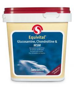 Sectolin Equivital Glucosamine, Chondroitin & MSM 1 kg