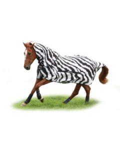 Bucas Buzz Off Zebra i szyja