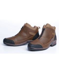 Harry's Horse Stalowe buty ze skóry Sherwood