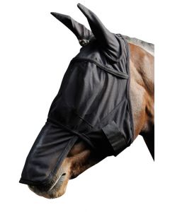Harry's Horse Fly Mask z uszami i noskiem