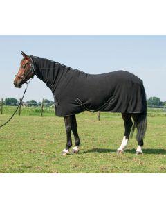 Harry's Horse Dywan polarowy Deluxe z kołnierzem