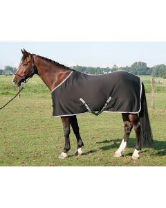 Harry's Horse Bawełniany koc z jerseyu