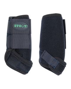 Harrys Horse 3 in 1 legprotector boots STOUT! Green