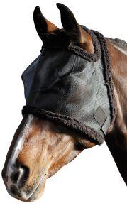 Harry's Horse Fly maska bez uszu na czarno