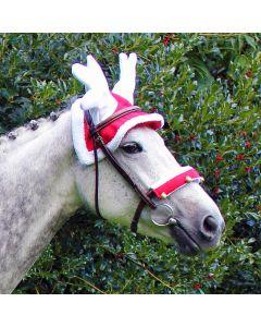 QHP Kapelusz renifer dla koni