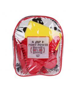 QHP Plecak z produktami do pielęgnacji kuca