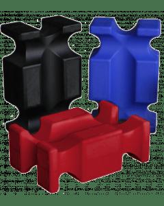 Hofman Blok przeszkód Plastik CZARNY