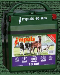 Hofman Aplikacja baterii. Impuls 10 km