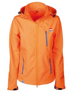 Harry's Horse Kurtka softshell Dutch Orange