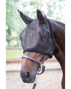 Harry's Horse Maska muchowa z czarnymi uszami