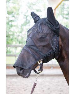 Harry's Horse Maska przeciw owadom Flyshield z częścią na nos