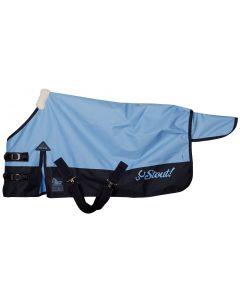 Harry's Horse Derka padokowa 0gr STOUT! niebieski