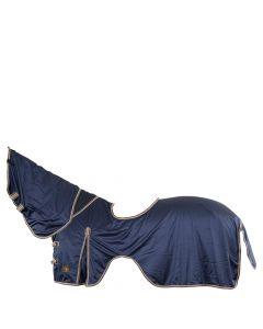 BR dywanik przeciw muchom ze stałą szyją i otwieraniem na siodło Ambiance