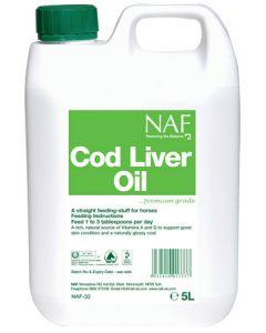 NAF Olej z wątroby dorsza Plus