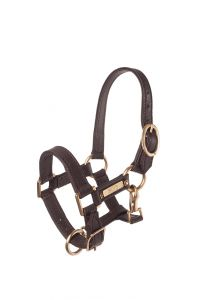 MHS Leather halter soft