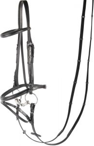 Harry's Horse Bridle Bronze zw / zw