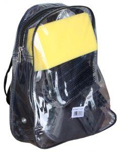 Hofman Zestaw szczotek w plecaku