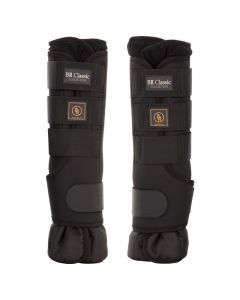 BR Stabilne paski do butów jeździeckich Klasyczne przednie nogi