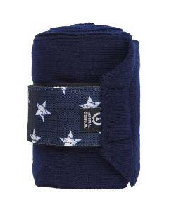 Bandaż Star Icon Navy Full