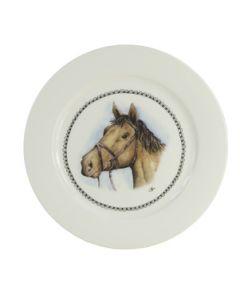Sklep gospodarstwa talerz śniadaniowy 21cm Koń