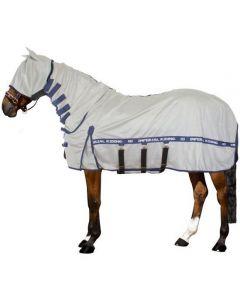 Imperial Riding Dywan Fly UV z szyją, maską i klapą na brzuch