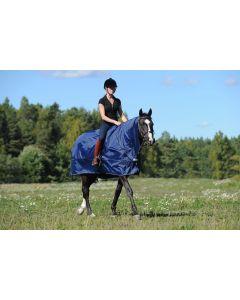 Bucas Koc jeździecki z ochroną przeciwdeszczową