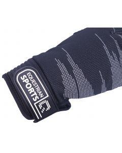 QHP Rękawiczki Quebec czarne