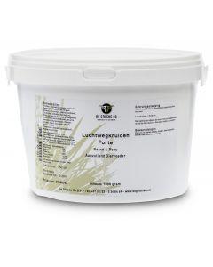 Sectolin Airway Herbs Forte Horse & Pony - De Groene Os 1 kg