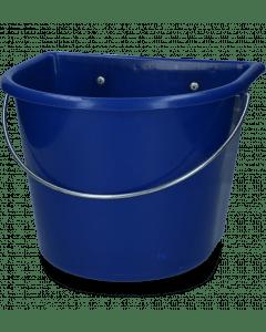 Vplast Miska na żywność z zawieszką i uchwytem w kolorze ciemnoniebieskim